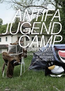 Antifa Jugendcamp